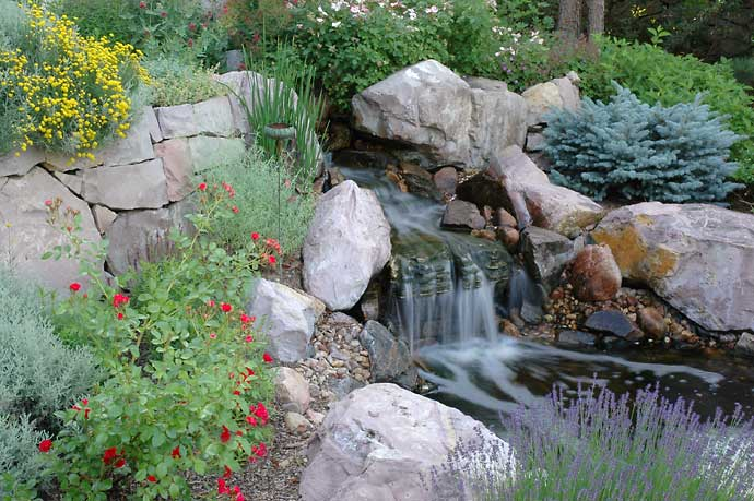 4 Types of Water Features