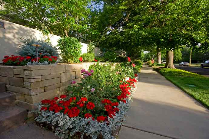The Function and Beauty of Retaining Walls