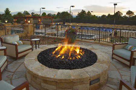 Do you want a Fireplace or Firepit in your Backyard?