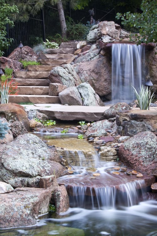 Blog Featured – Incorporating Stone in Your Landscape Design