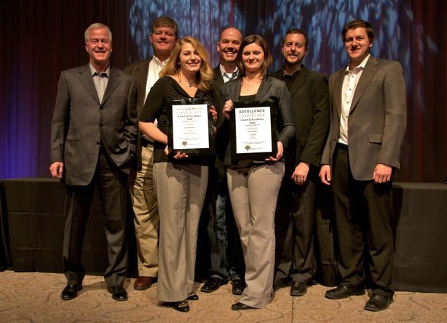 Lifescape Associates Wins 2 ALCC Excellence in Landscape Awards!