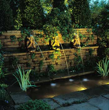 Solar Lighting in the Garden