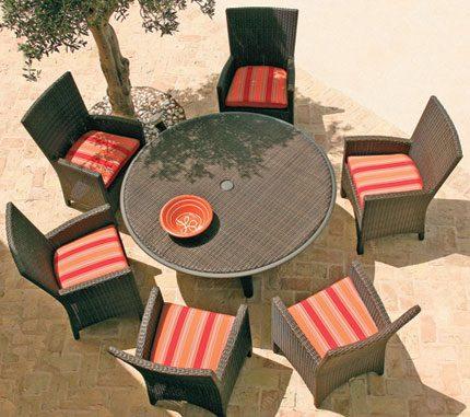 Think Comfort and Durability with your Outdoor Furniture