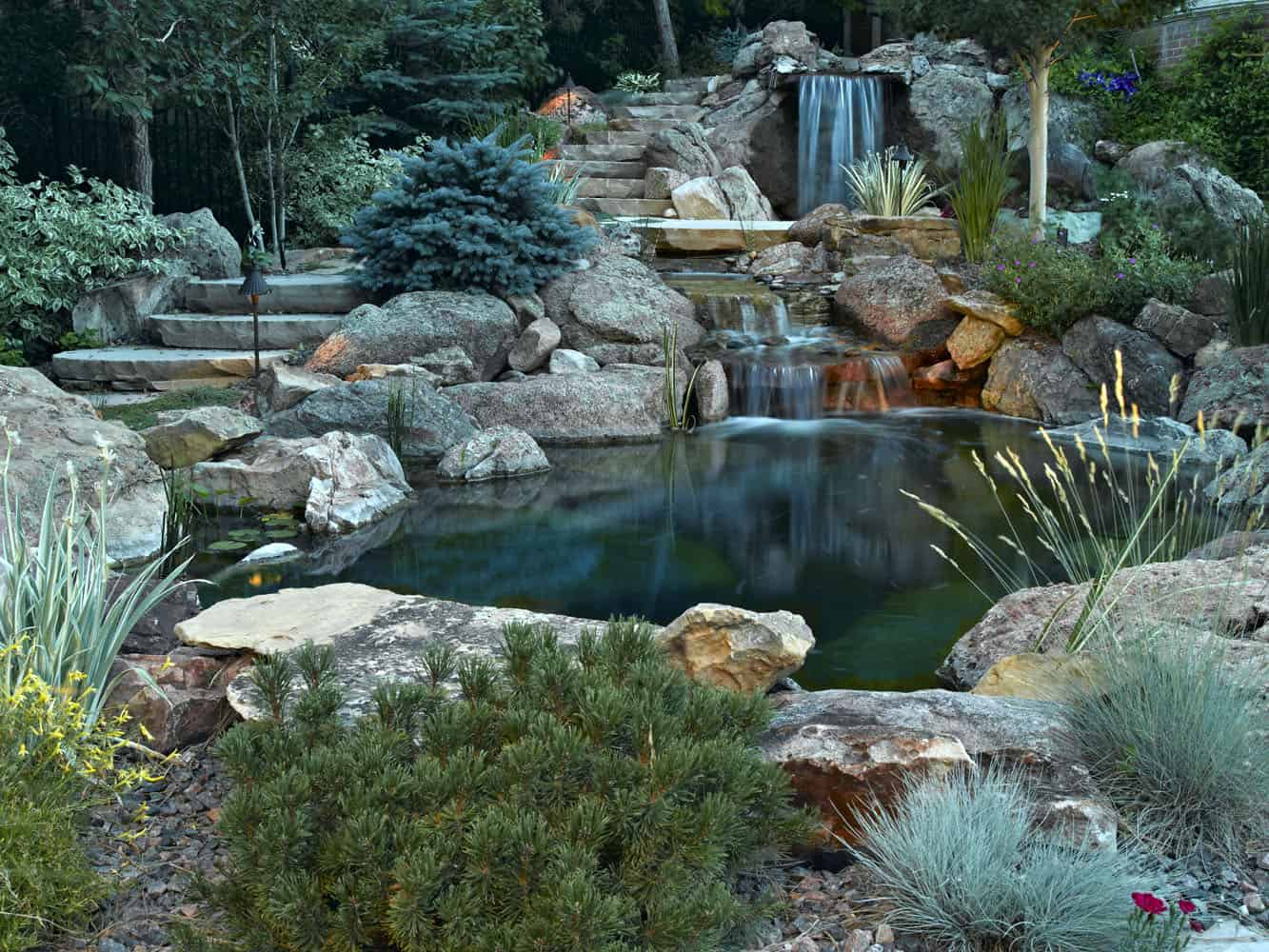 The Perfect Spot in your Landscape
