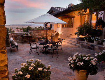 Enhance Your Outdoor Living Spaces with Landscape Lighting