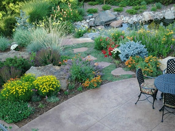 garden services colorado