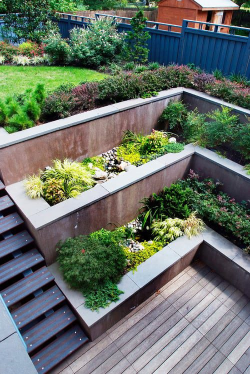 Landscape design solutions for colorado terraces for Garden design solutions