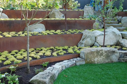 landscape design solutions for colorado terraces