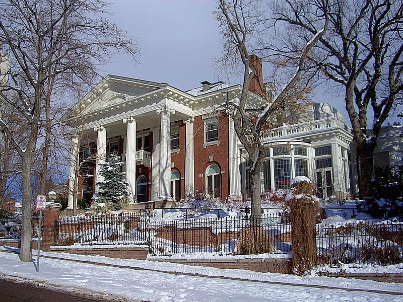 Deadwood Iowa City Menu