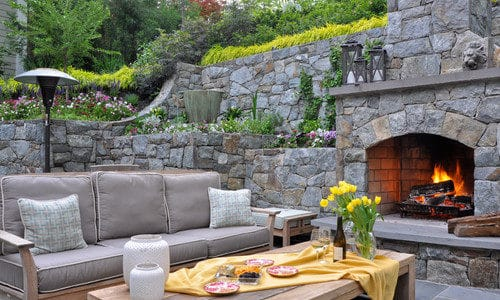 Romantic Garden Designs