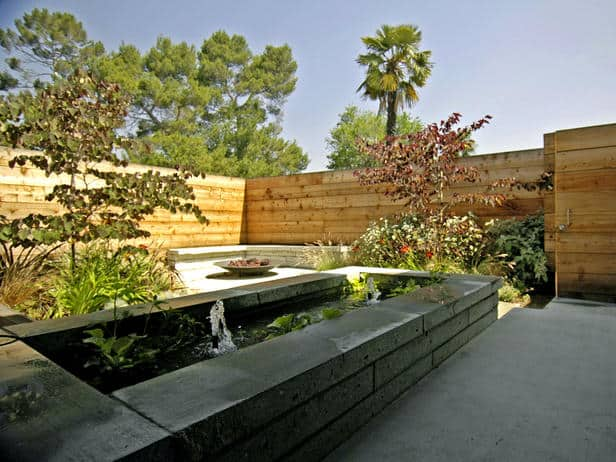 Green garden archives lifescape for Carport landscaping ideas