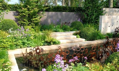 Eclectic Outdoor Garden Styles