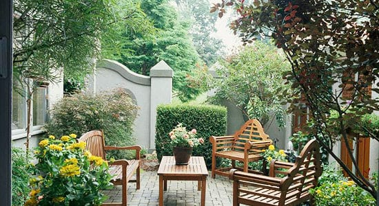 Create a Peaceful Garden Retreat for Relaxation