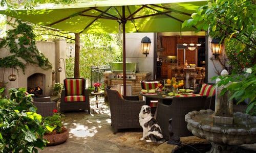 Popular Outdoor Design Trends for 2014