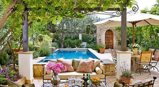 Create a Sustainable Backyard Getaway