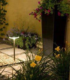 """LED Lighting to High """"Light"""" Your Garden & Landscape"""