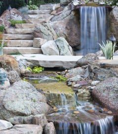 Designing Landscapes & Gardens with Stone