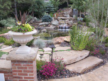 Solve Water Runoff Issues with a Dry Creek Bed