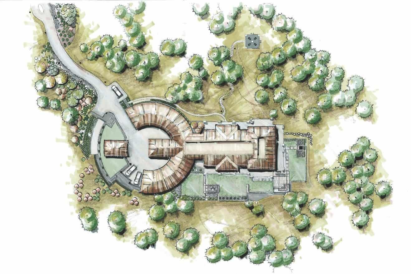 Castle Pines design