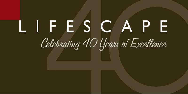 Lifescape Anniversary