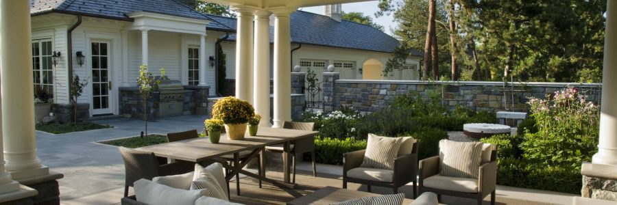 Setting Up Your Hardscapes