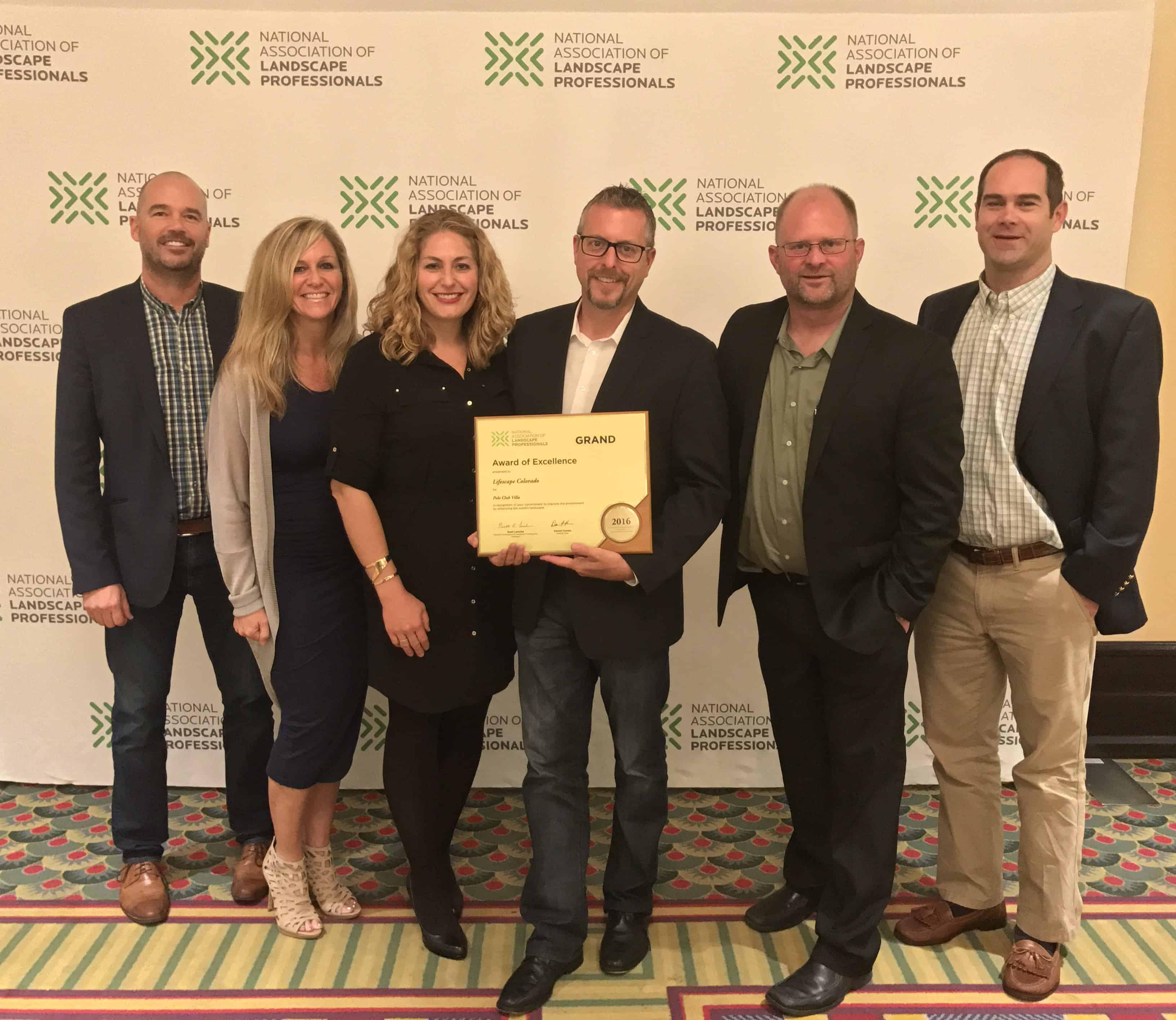 Lifescape Wins NALP Grand National Award
