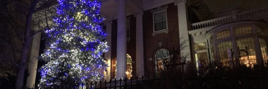 Lifescape Lights Up The Governor's Residence