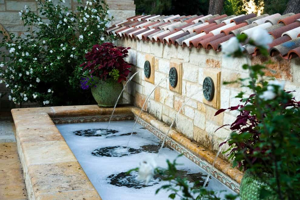 Outstanding Water Feature