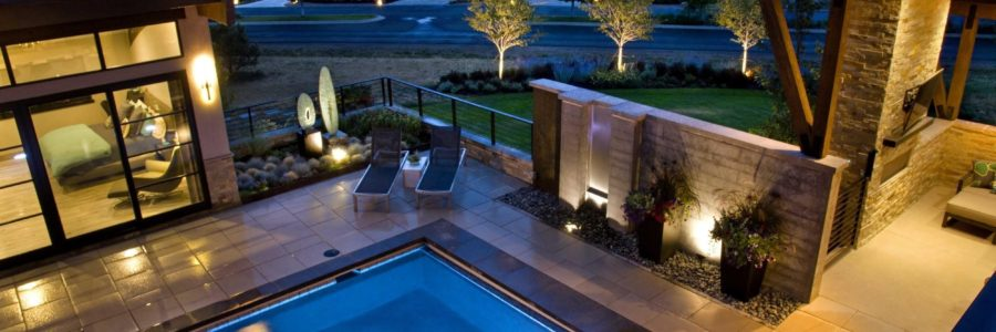Enhance Outdoor Ambiance with Landscape Lighting