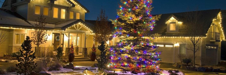 Holiday Lighting to Brighten Up the Season