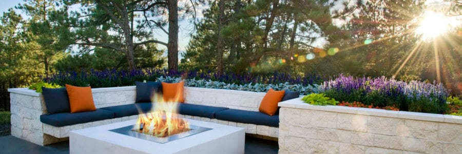 Top Fire Feature Trends for Your Colorado Landscape