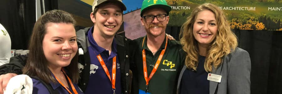 Lifescape Colorado Attends the 2018 National Collegiate Landscape Competition
