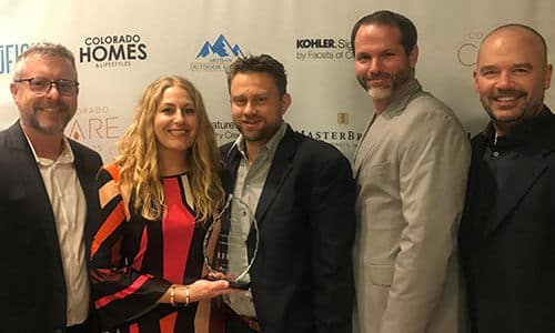 Lifescape Wins Home Builder Association – Denver CARE Award for Outdoor Space