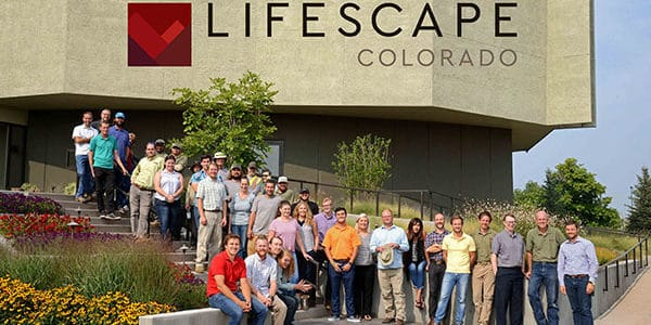 Happy Thanksgiving from the Lifescape Team!