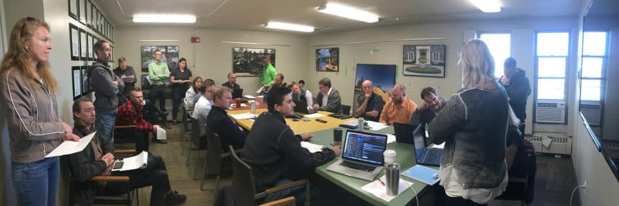 Lifescape Team makes final preparations to host 400 green industry leaders