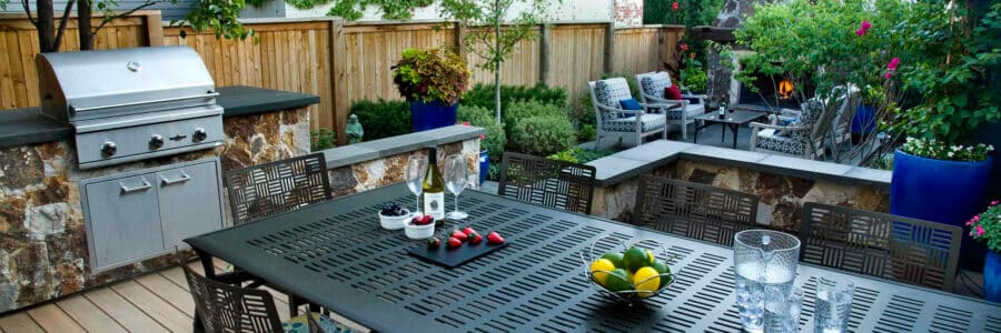 Cook up some fun with an Outdoor Kitchen upgrade this year!