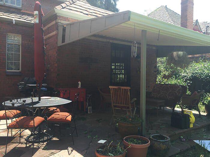 small backyard makeover
