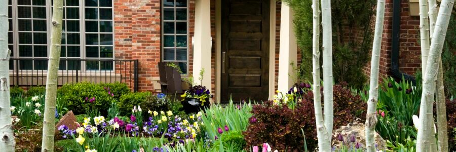 Organic landscape practices yield sustainable and beautiful results.