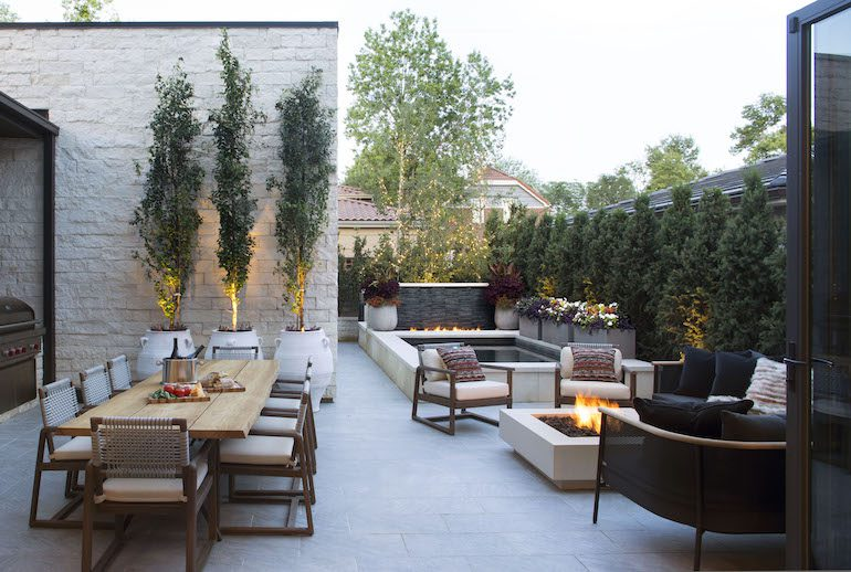 Turf Magazine Rooftop Landscaping Projects